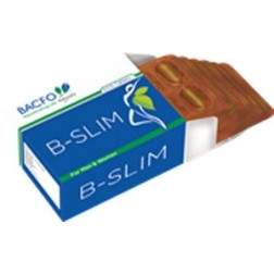Bacfo B Slim Ayurvedic Weight Loss Pills