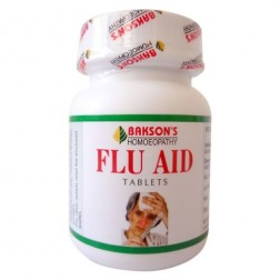 Baksons Flu Aid Tablet