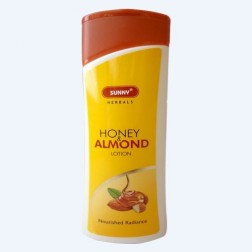 Bakson Honey & Almond Lotion