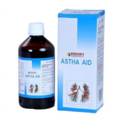 Baksons Astha Aid (Syrup) For Asthma