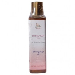 Bhringraj Oil (Ayurvedic Hair Loss Oil)