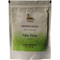 Bhringraj Powder - 250gm (USDA CERTIFIED ORGANIC)