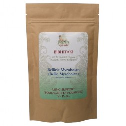 Bibhitaki Powder USDA Certified Organic