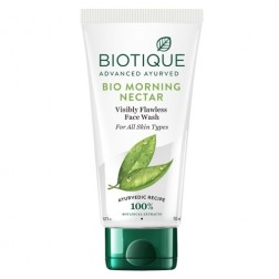 Bio Morning Nectar Visibly Flawless Face Wash - 150ml
