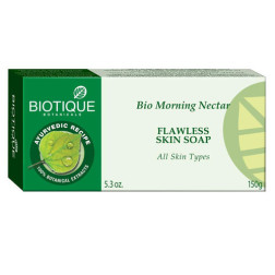 Biotique Morning Nector Flawless Skin Soap