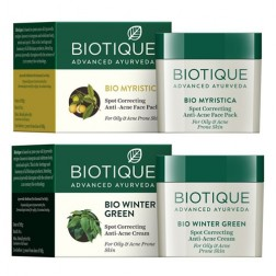Biotique Acne Treatment Combo Pack