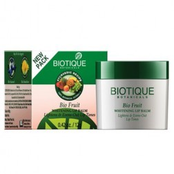 Biotique Fruit Whitening Lip Balm
