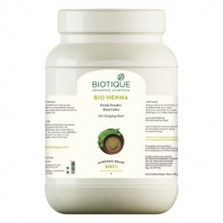 Biotique Henna Leaf Hair Powder Eco Pack