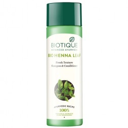 Biotique Henna Leaf Shampoo