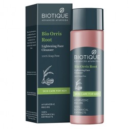 Biotique Orris Root Cleanser for Men