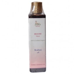 Brahmi Oil 200ml (Certified Organic)