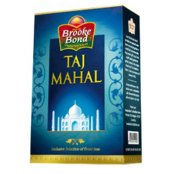 Brooke Bond Taj Mahal Black Loose Tea