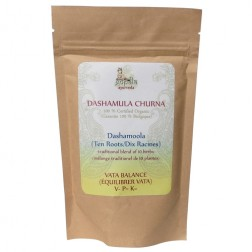 Organic Dashamoola Powder - USDA Certified Organic