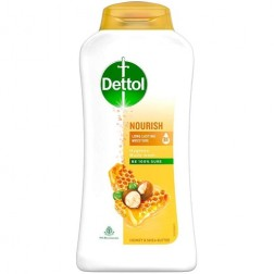 Dettol Body Wash and Shower Gel Nourish