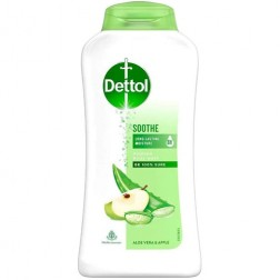 Dettol Body Wash and shower Gel Soothe