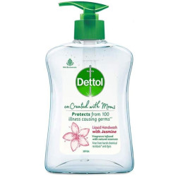 Dettol Co-created with Moms Jasmine Handwash Pump
