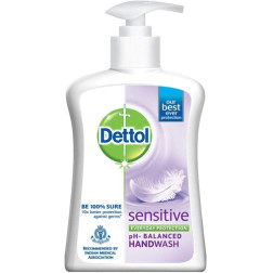 Dettol Liquid Sensitive Handwash