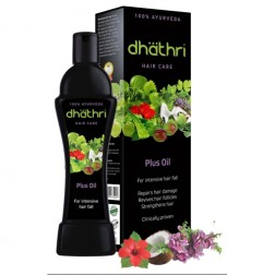 Dhathri Hair Care Plus Herbal Hair Oil