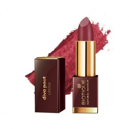 Biotique Diva Pout Lipstick (One And Only!)