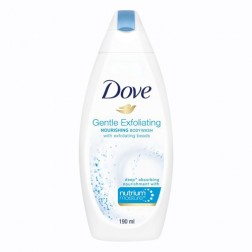 Dove Gentle Exfoliating Nourishing Body Wash