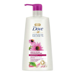 Dove Healthy Ritual For Growing Hair Shampoo - 650ml