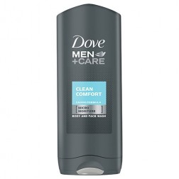 Dove Men + Care Body And Face Wash Clean Comfort