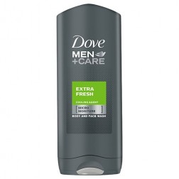 Dove Men + Care Body And Face Wash Extra Fresh