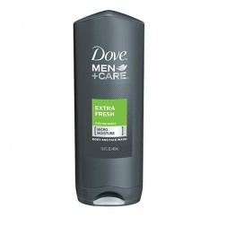 Dove Men + Care Body And Face Wash Extra Fresh - 400ml