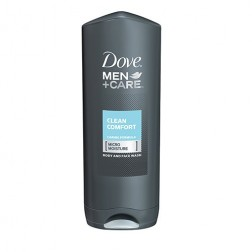Dove Men+Care Body And Face Wash Clean Comfort