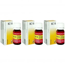 Dr. Reckeweg - Germany Biochemic Combination Tablets BC18