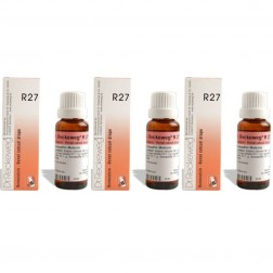 Dr. Reckeweg R27 Drops for Symptoms of Kidney Stones