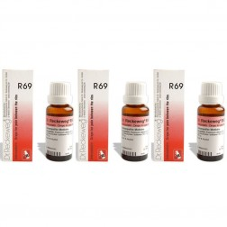Dr. Reckeweg R69 - For Pain Between the Ribs Drop