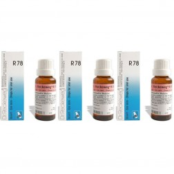 Dr. Reckeweg R78 - Eye Care Drops for Drinking