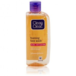 Clean & Clear Foaming Facial Wash