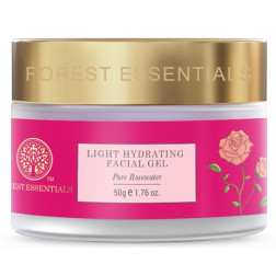 Forest Essentials Light Hydrating Facial Gel Pure Rosewater