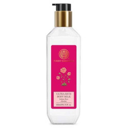 Forest Essentials Ultra-Rich Body Milk Indian Rose Absolute