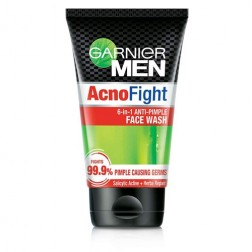 Garnier Men Acno Fight Anti-Pimple Facewash