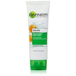 Garnier Skin Naturals Gentle Soothing Face Wash