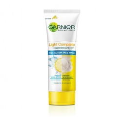 Garnier Skin Naturals Light Complete Duo Action Facewash