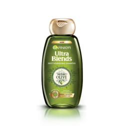 Garnier Ultra Blends Shampoo - Mythic Olive