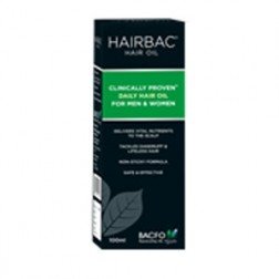 Bacfo Hairbac Hair Oil