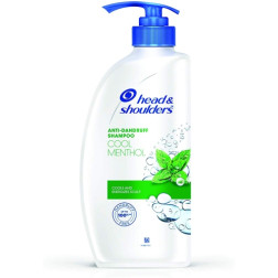 Head & Shoulders Cool Menthol Anti Dandruff Shampoo - 650ml