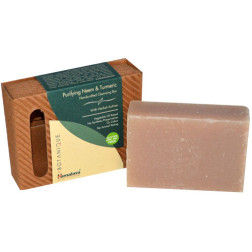 Himalaya Botanique Neem & Turmeric Handcrafted Cleansing Bar