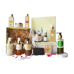Just Herbs Bridal Gift Box For Oily/Combination Skin