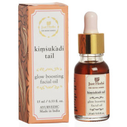 Just Herbs Kimsukadi Tail - Glow Boosting Facial Oil