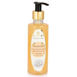 Just Herbs Kumuda - Sacred Lotus Rejuvenating Body Wash