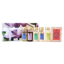 Just Herbs Luxe Bathing Gift Set