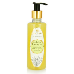 Just Herbs Malabar Lemon Grass - Invigorating Body Wash