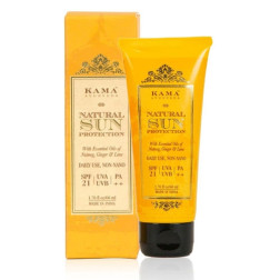 Kama Ayurveda Natural Sun Protection Cream