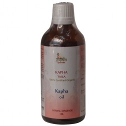 Organic Kapha Oil - USDA Certified Organic